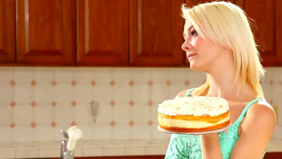 milf cake covered
