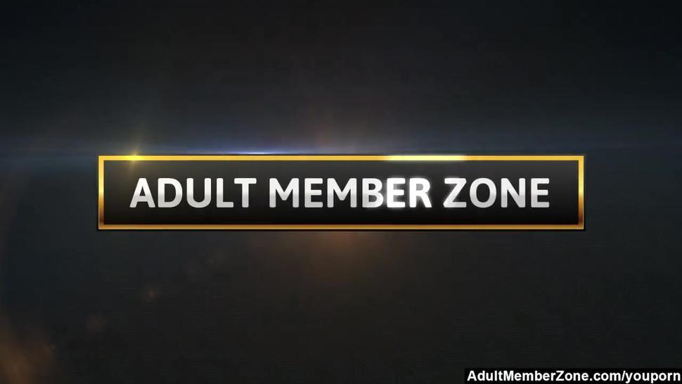 AdultMemberZone – Contest turns into a threesome for this lucky dick