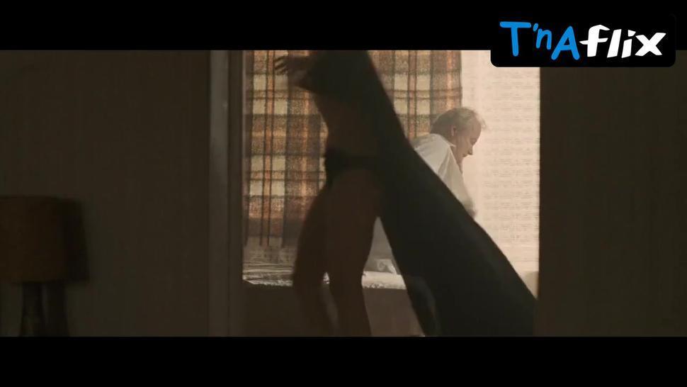 Ruth Vega Fernandez Breasts,  Underwear Scene  in Call Girl