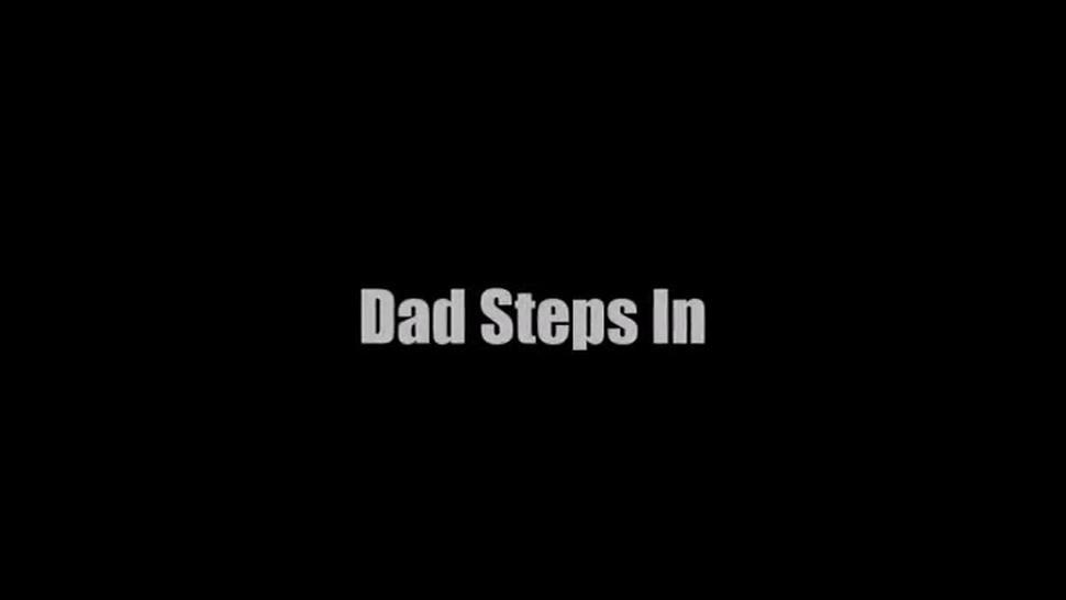 Teen spanked by mother and dad