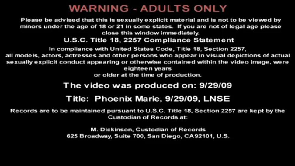 phoenix marie office webcam show from 2009