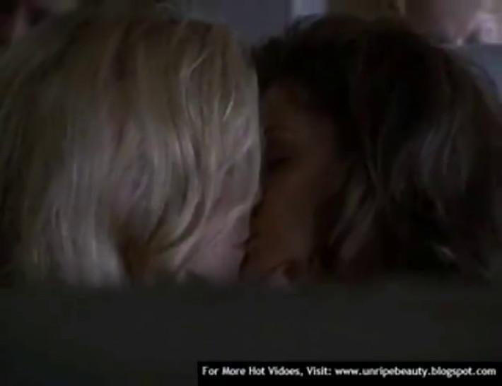 Elizabeth Mitchell & Angelina Jolie in Gia - Part 05