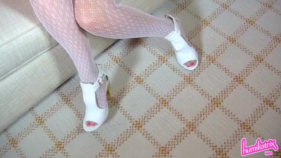 pantyhose JOI