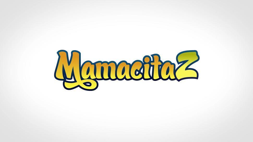 Mamacitaz - #Luna Castillo - Petite Latina Girl Smashed Hard By Big Cock