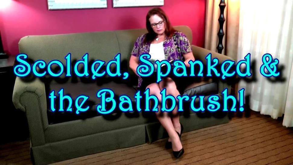 The bathbrush for Kenzie