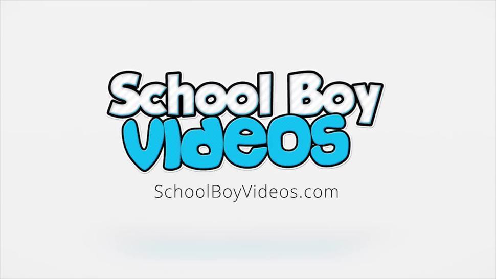 School Boy Videos - Hot Horny School Boy Fucks His Cute Buddy
