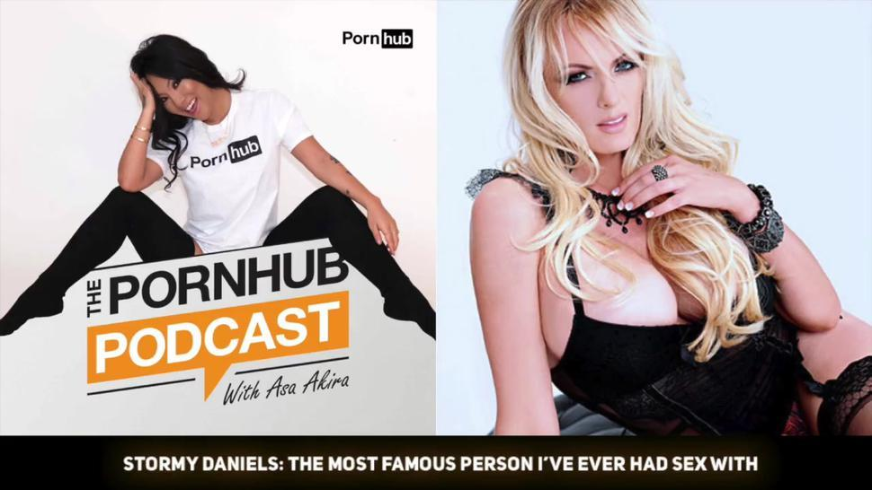 3.Stormy Daniels: The Most Famous Person I've had Sex