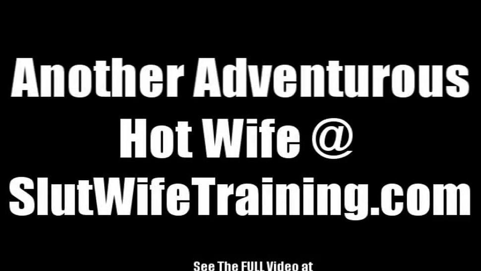 Young Black Slut Wife Trained To Screw Like A Whore!