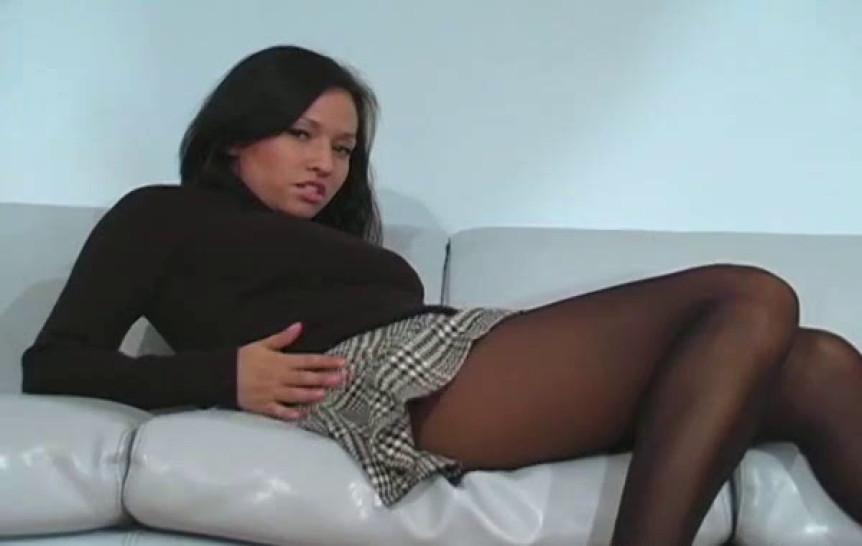 Feet/video amazing 34 pantyhose