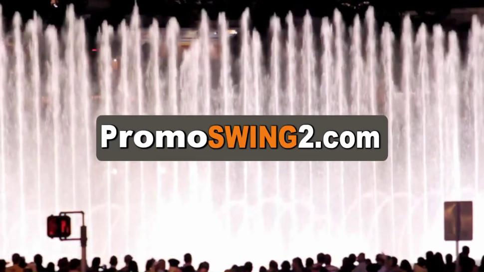 Swingers experience a sexual swap in a seductive activity, it prepares them enough to have fun