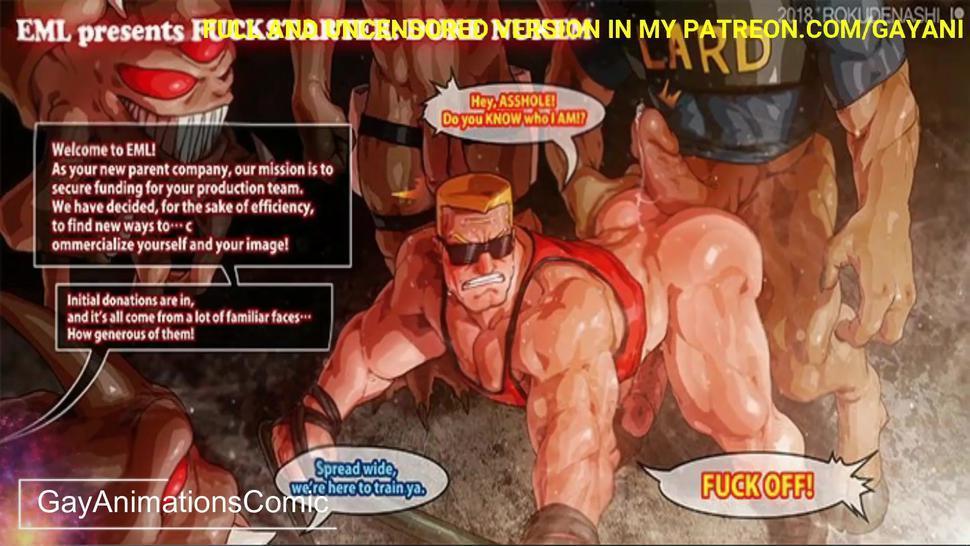 Yaoi Hentai - Duke Nukem Gay Animations - Gay Cartoon