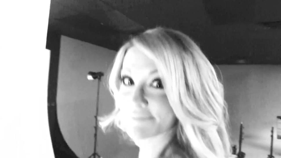 Behind The Scenes Video of Jessica Drake!