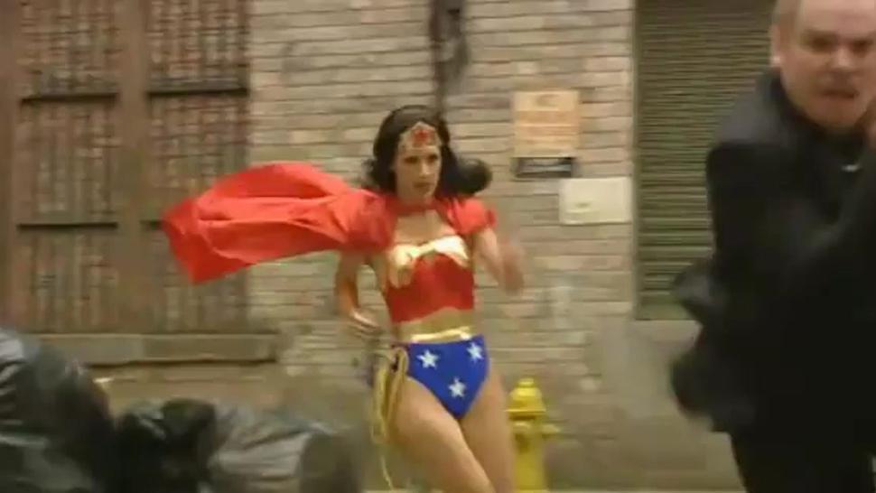 Wonder Woman parody