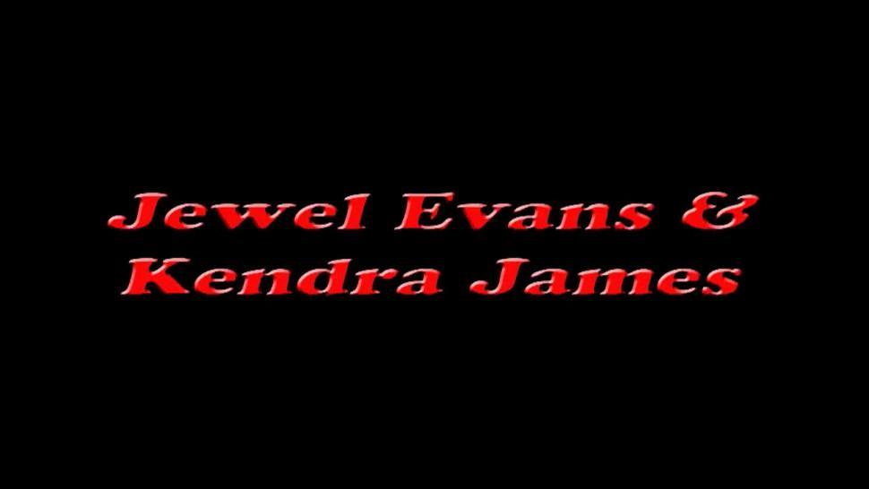 Kendra James bondage