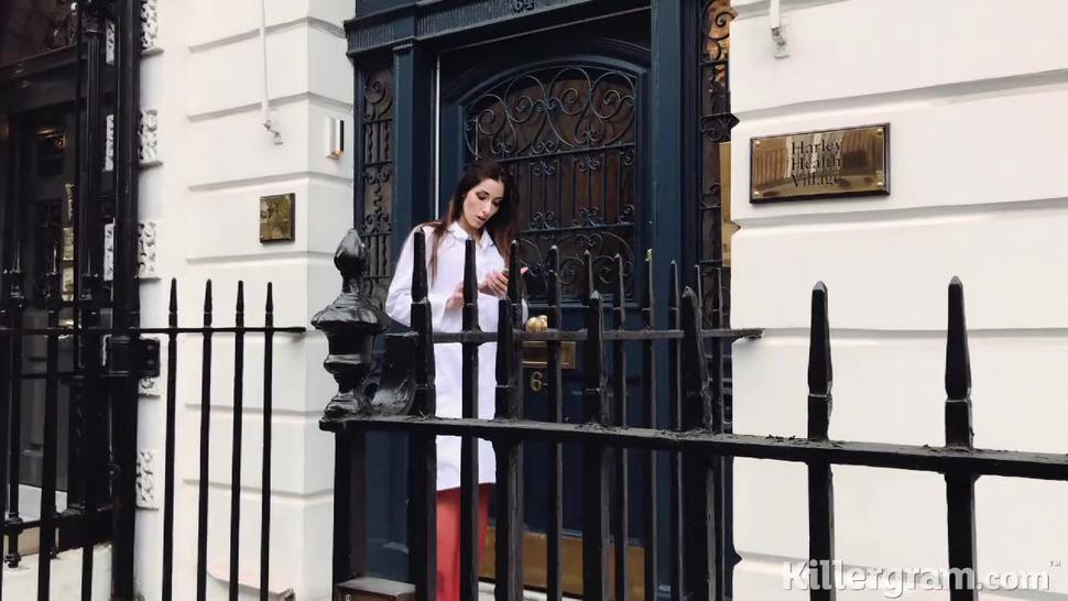 Private Nurse Enjoys Anal Sex - Clea Gaultier