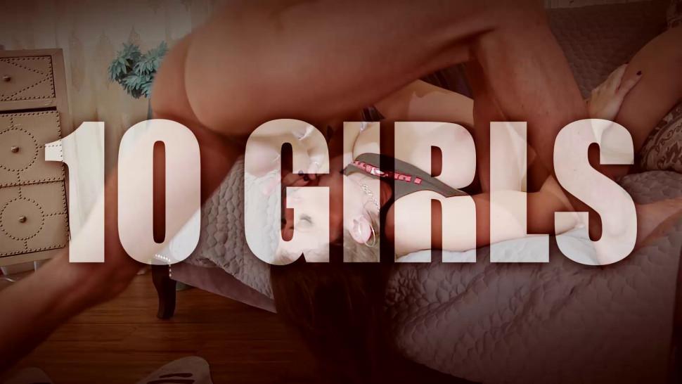 THROATED - Riley Reid