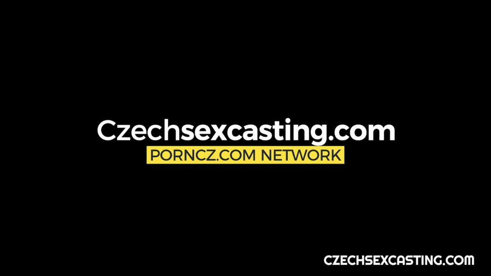 Highly fuckable blonde in casting