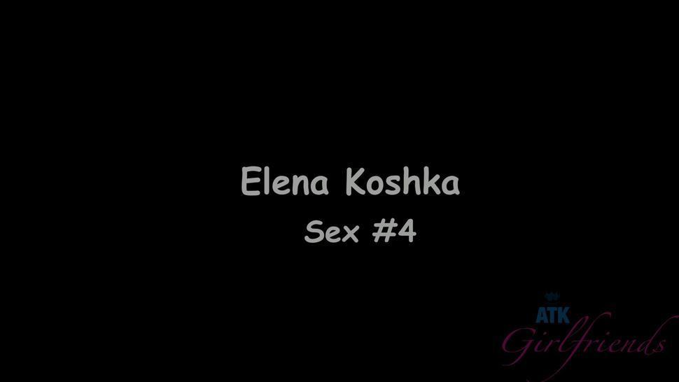 Gf With Very Wet Pussy - Elena Koshka