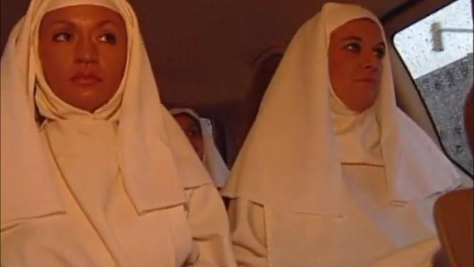 Nun turns the monastery into a lesbian residence