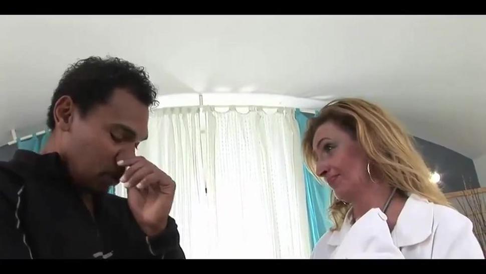 ajx urologist visit bbc creampie on hairy pussy 72