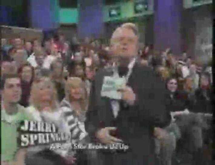 Hillary Scott on The Jerry Springer Show