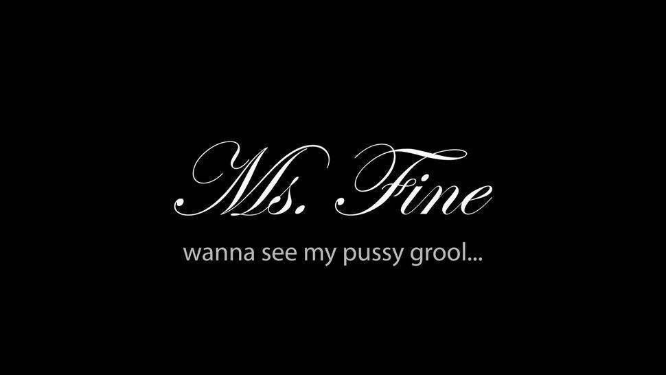 GROOL dripping pussy? Cum see how wet & creamy my pussy really is!