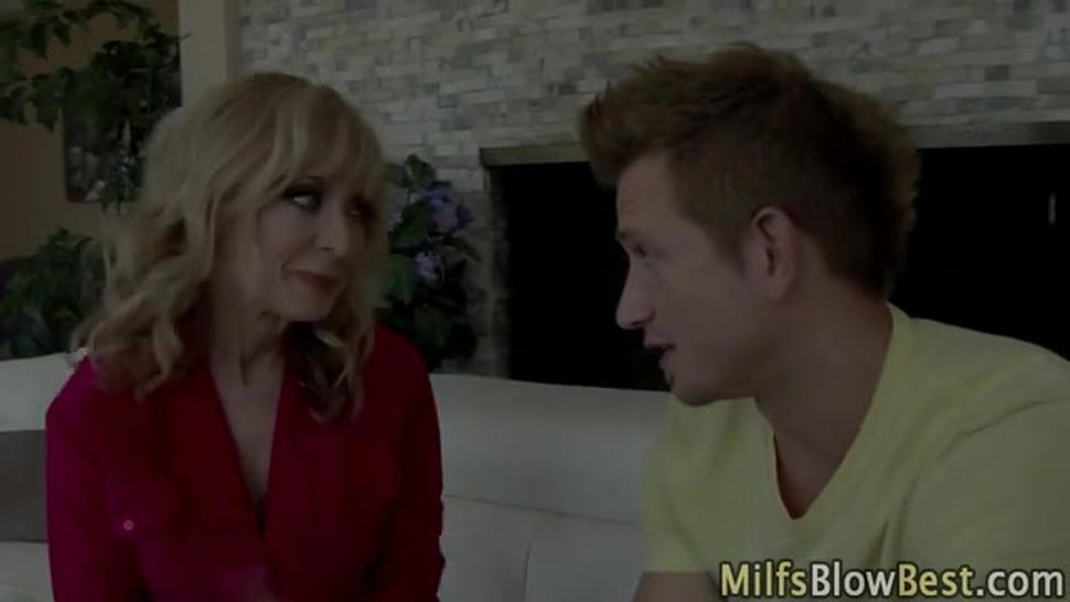Mature Nina Hartley Blows - Susanne Brend