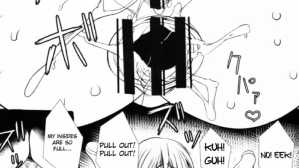 Attack on titan best hentai manga compilation #3