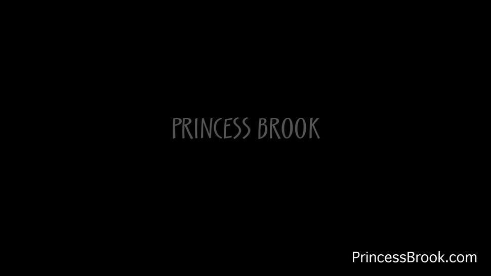 Princess Brook - Addicted to your own cum