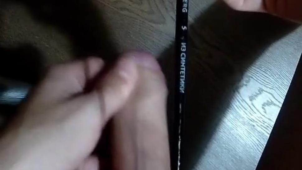 URETHRAL SOUNDING AND CUMMING