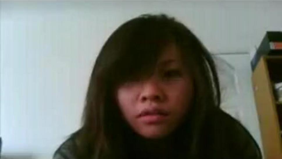 Thailand/thai/china no high girls hair