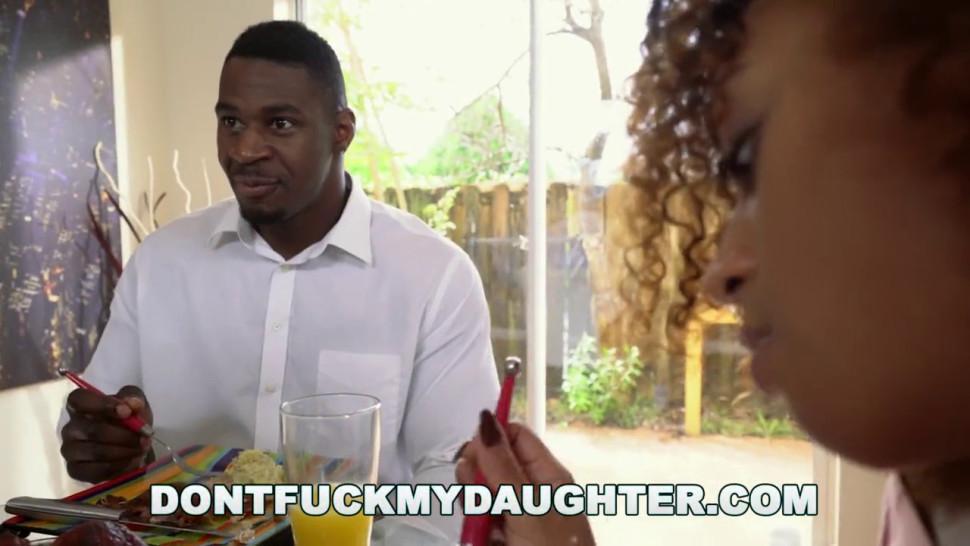 Don'T Screw My Daughter - Black Teen Kendall Woods Fucks Her Father'S Friend, Jax Slayher