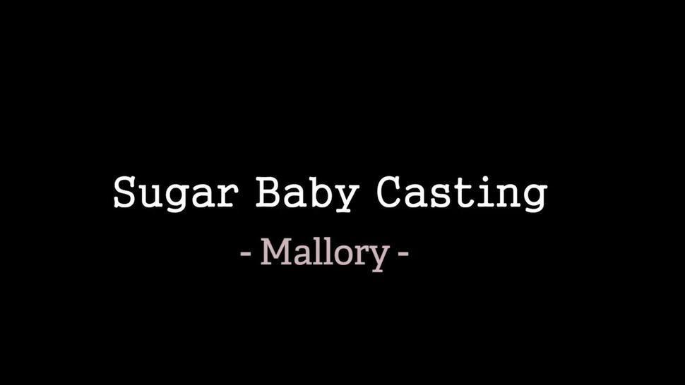 Sugar Baby Casting - Mallory