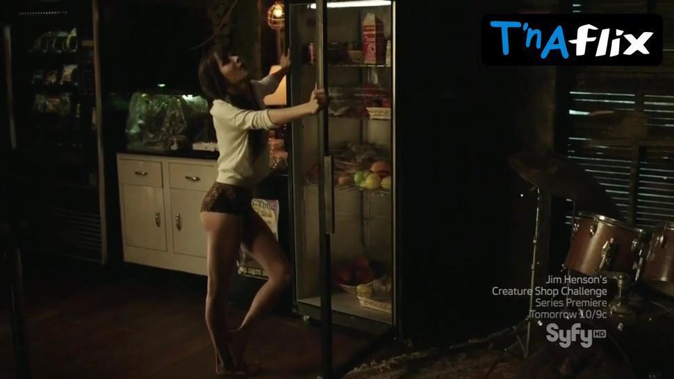 Ksenia Solo Underwear Scene  in Lost Girl
