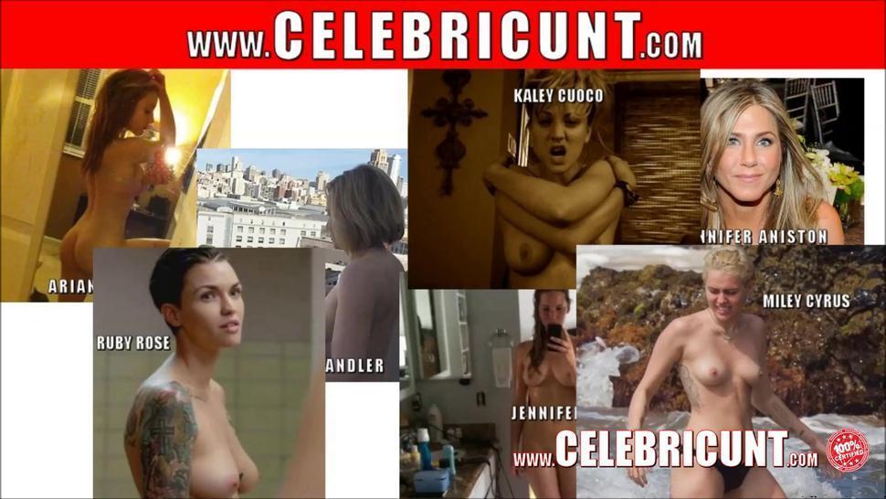 Selena Gomez Nude Latin Celebrity Collection