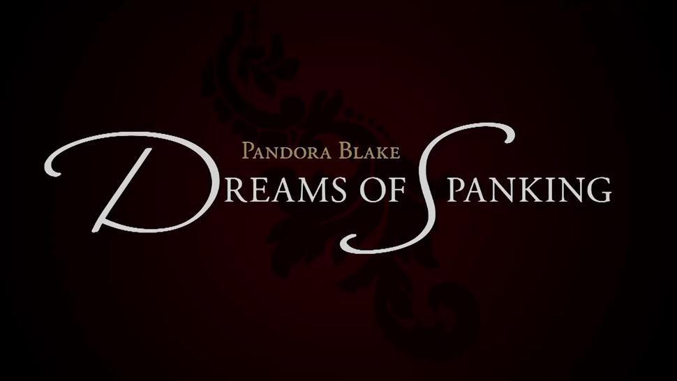 School Girl's Secret – Pandora Gives Herself An Intimate Schoolgirl Spanking