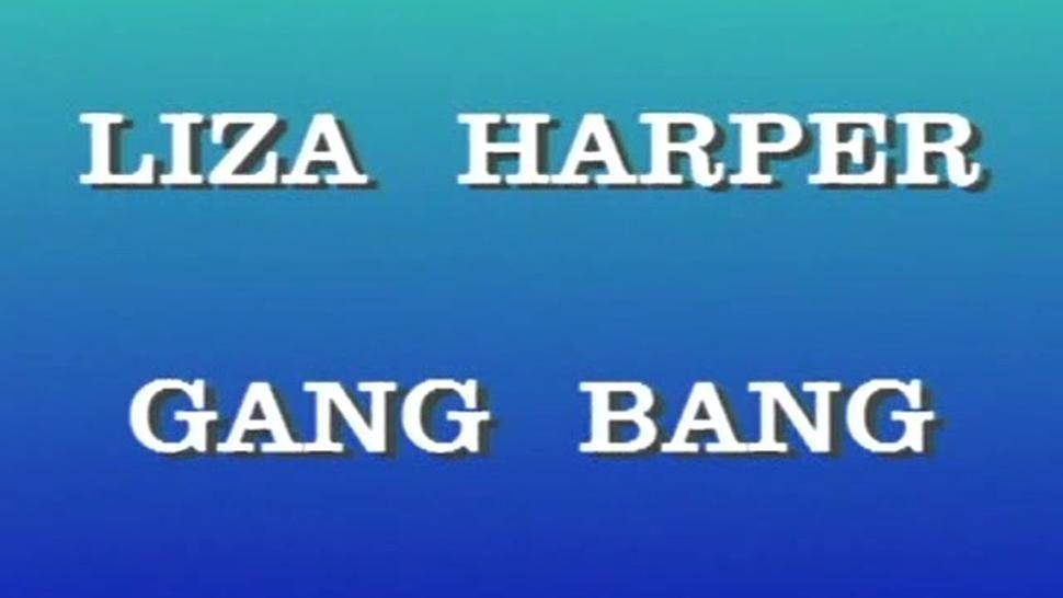 Liza Harper Gang Bang Party Club