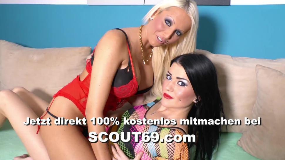 German Scout - Real Pornstar Blanche Bradburry Talk To Screw After Event In Berlin