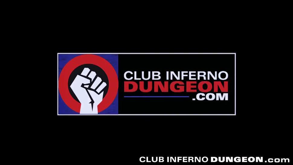 ClubInfernoDungeon - Prisoner Dominates His 2 Prison Bitches