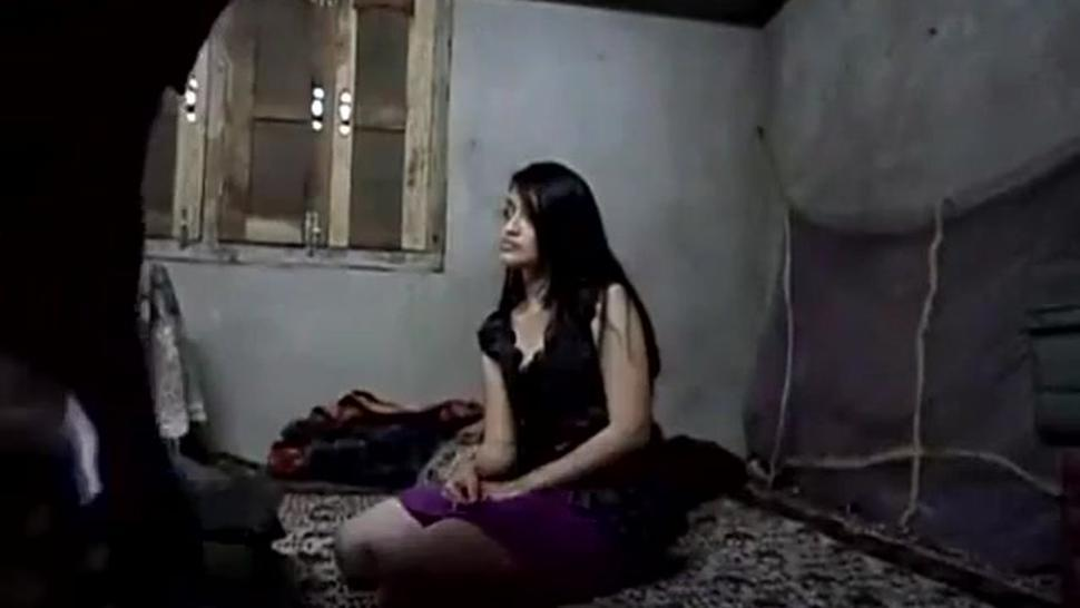 Beautiful Indian village girl sex