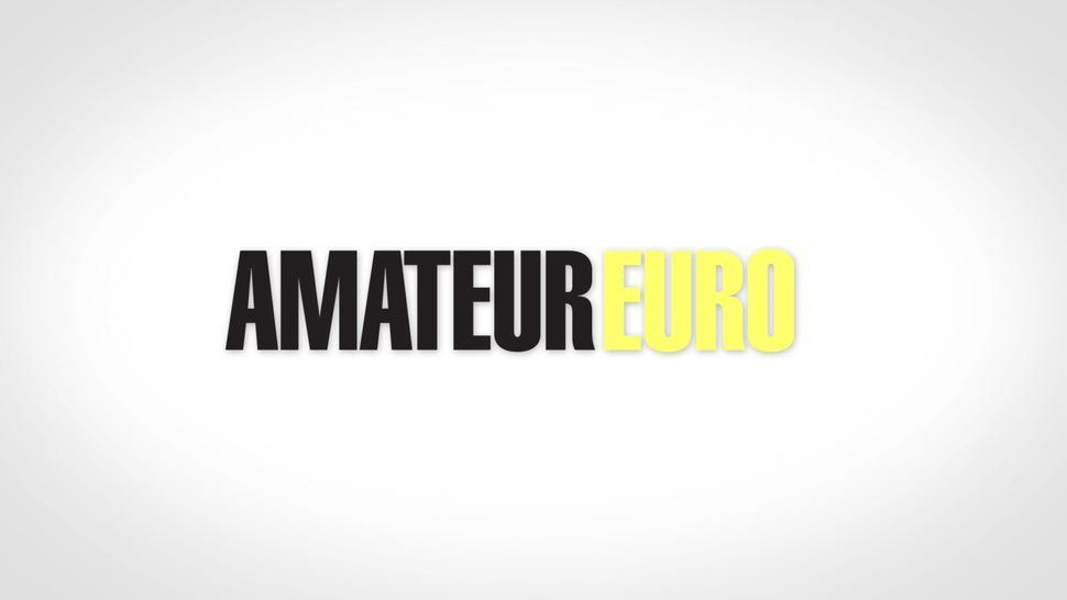 Amateureuro - #Joanna Bujoli - Big Tits Polish Milf Double Penetrated In Hot Mmf Threesome Sex