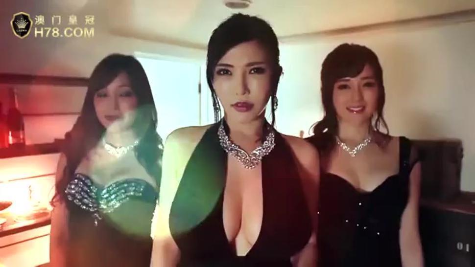 Japanese big tits need cock