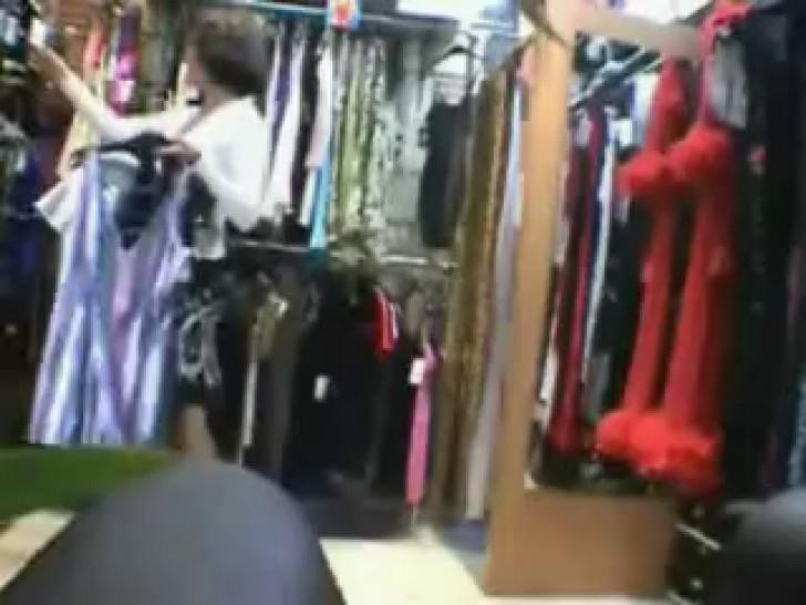 Amateur wife French totaly nude in store fucking strangers her husband film