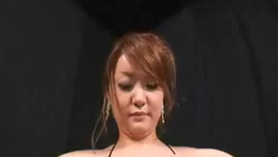 Japanese Huge Natural Boobs Chichi Asada 'Huge Tits Chichi Gives Great Titty Fuck