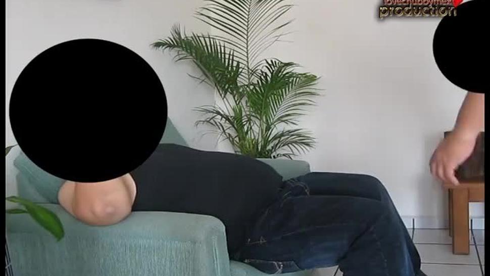 married chubby -Sucking - gordito casado