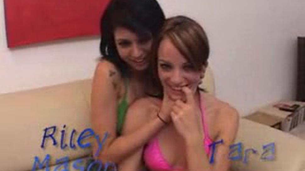 Riley Madon And Tara In 3some - Riley Mason