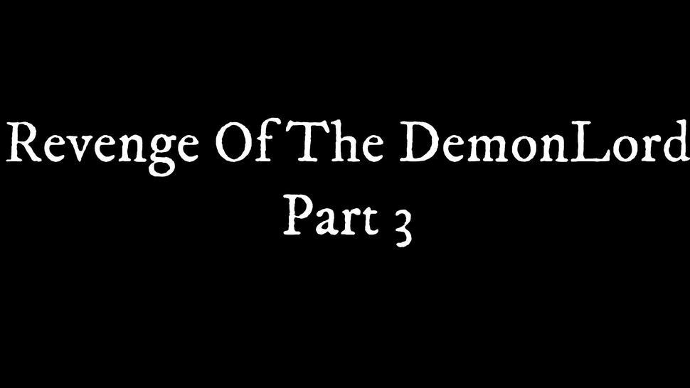 R Of The DemonLord Part 3 SIMS 4 MOVIE