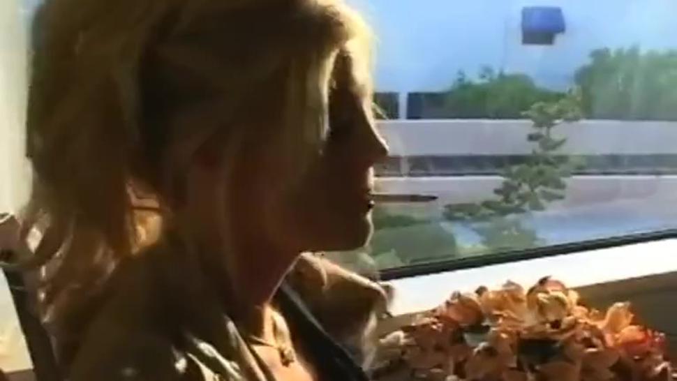 The incredible Brooke Hunter smoking & teasing