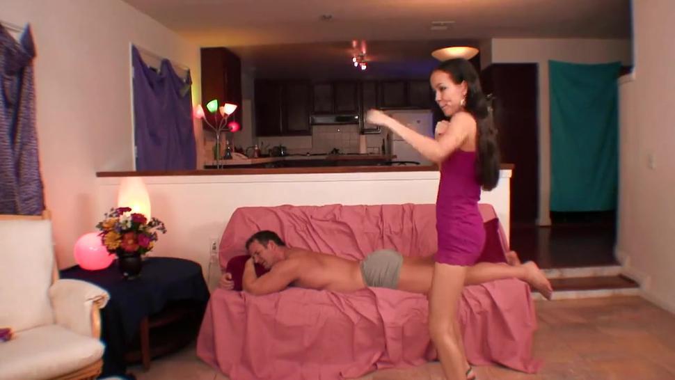 Massage Turns Into Wild Sex - Amai Liu