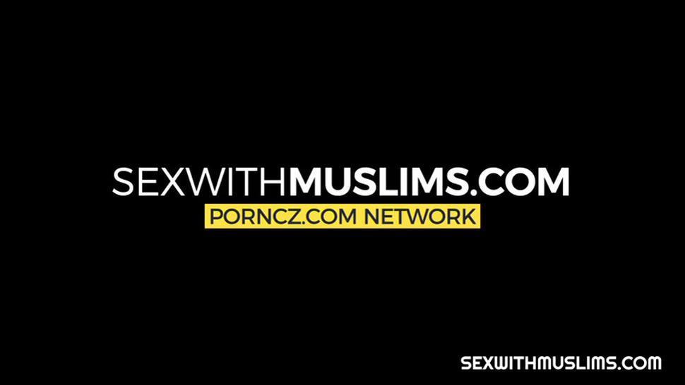 A dream come true - sex with Muslim girl